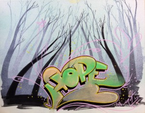 Hope Tree (Green)