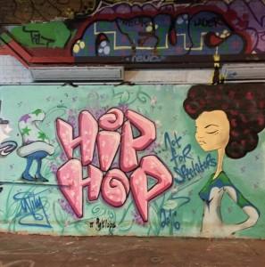 Hip Hop - not for spectators