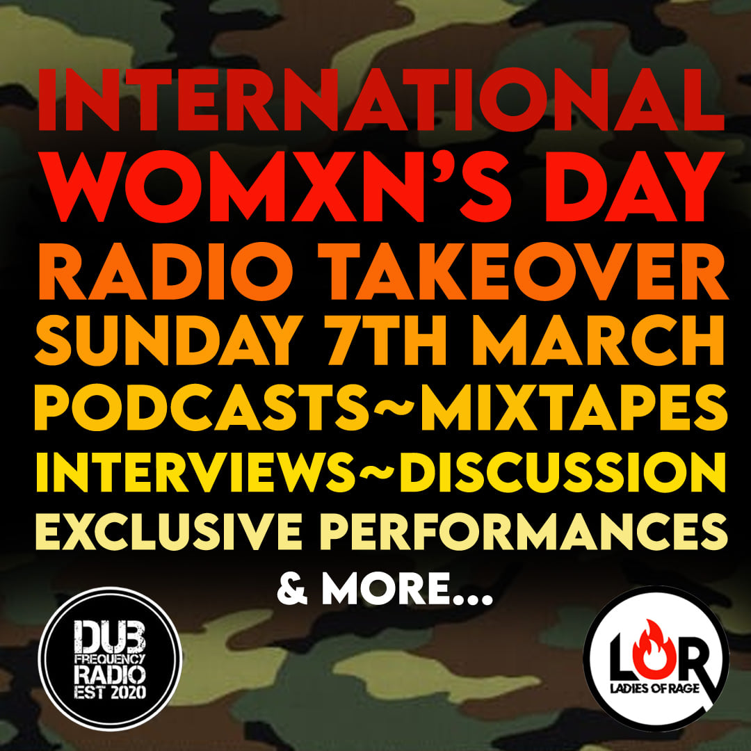 International Womxn's Day takeover