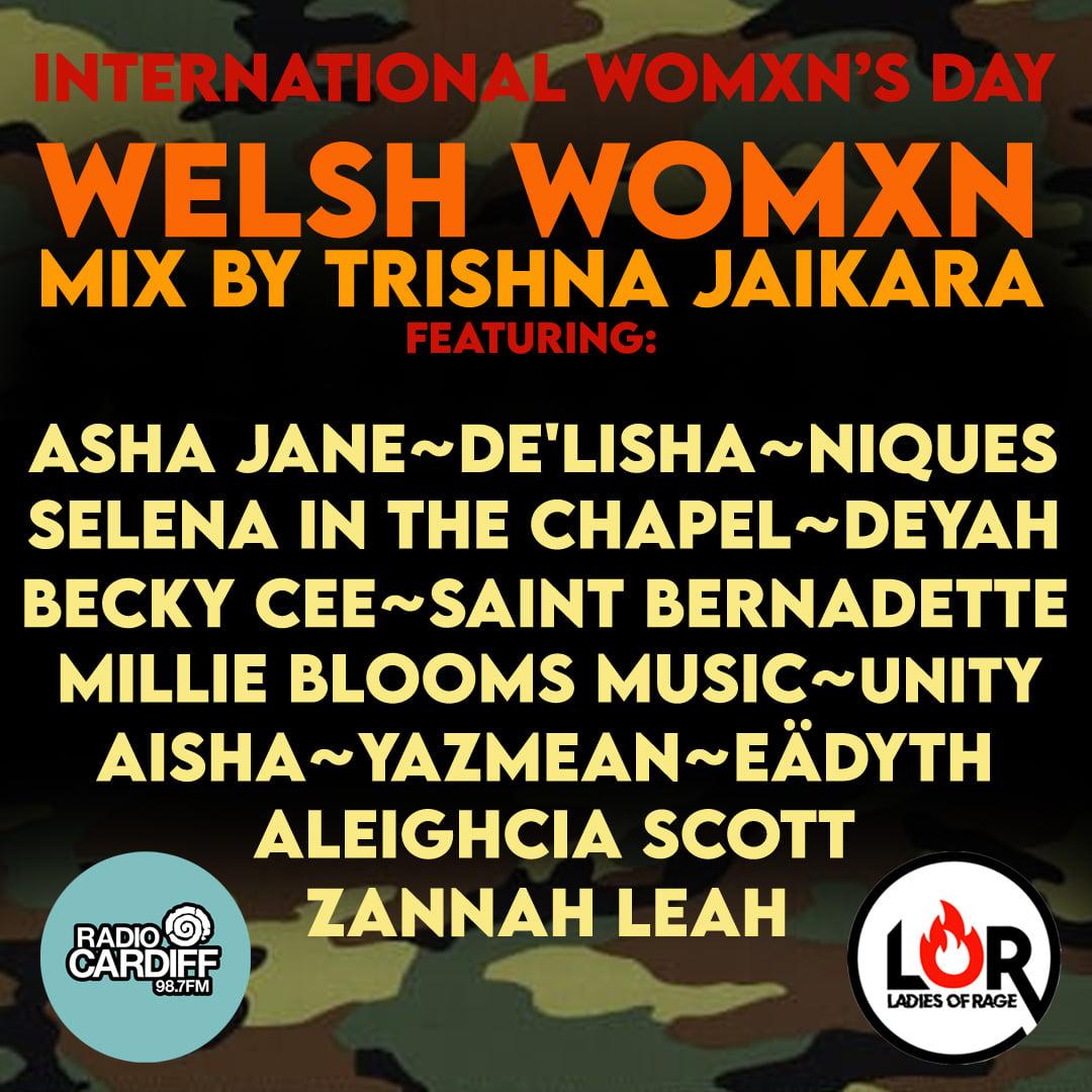 Welsh womxn